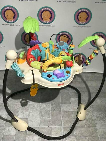 fisher price go wild jumperoo manual